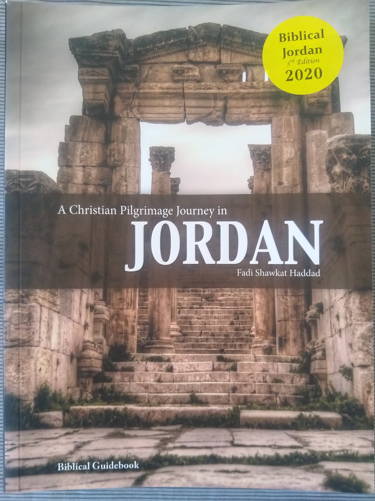 A Christian Pilgrimage Journey in Jordan