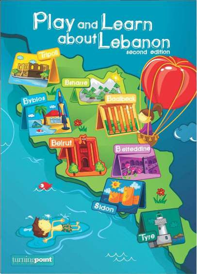 Play and Learn About Lebanon