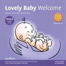 Lovely Baby Welcome CD