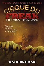 Cirque Du Freak #9: Killers of the Dawn