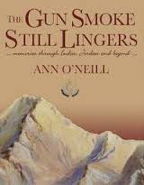 The Gun Smoke Still Lingers: A Memoir Through India, Jordan and Beyond