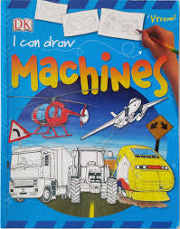 I Can Draw Machines