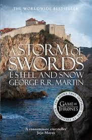 A Storm of Swords: Part 1 Steel and Snow (A Song of Ice and Fire)