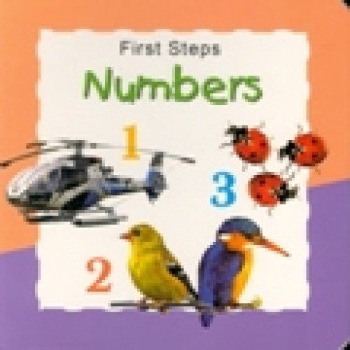 First Steps Numbers