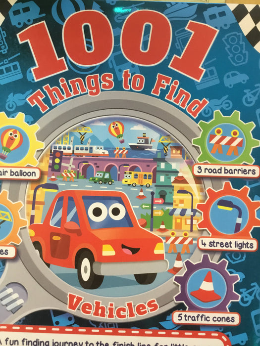 1001 Things to Find