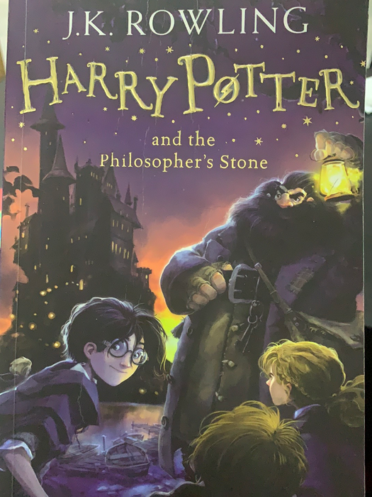 Harry Potter and the Philosopher's Stone - The Good Book Shop