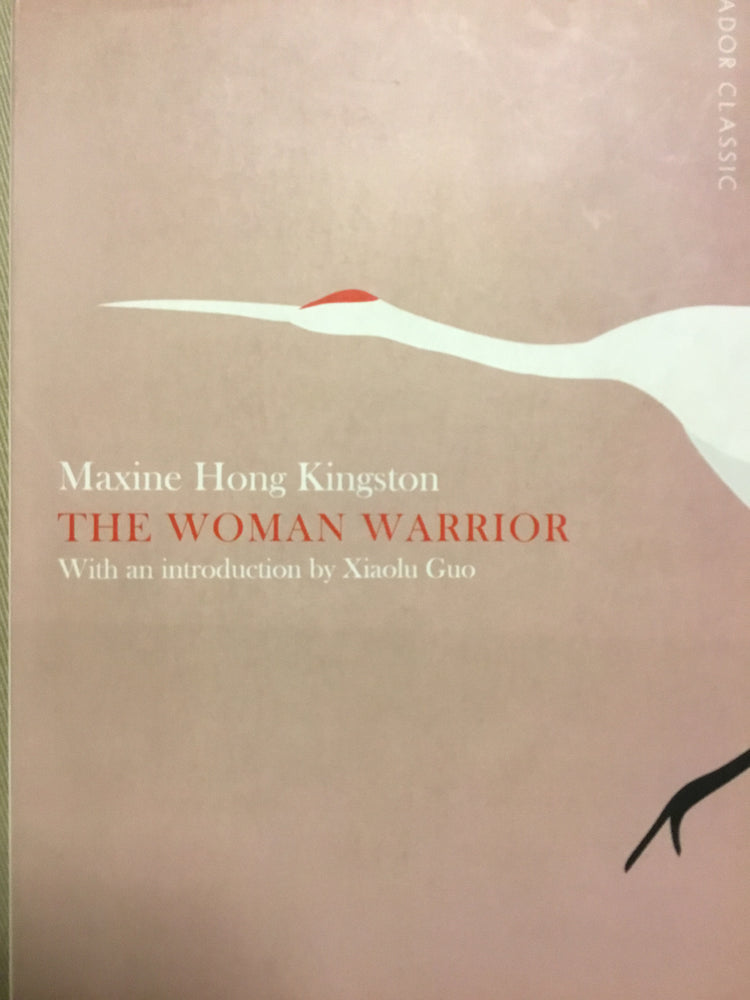 The woman warrior classic
