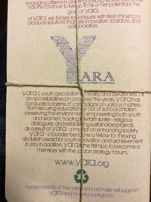 Yara Notebook