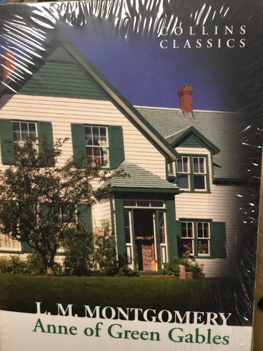Anne of Green Gables Collins Classics