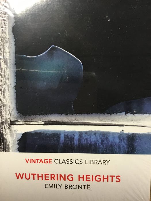 Wuthering Heights vintage Classics Library