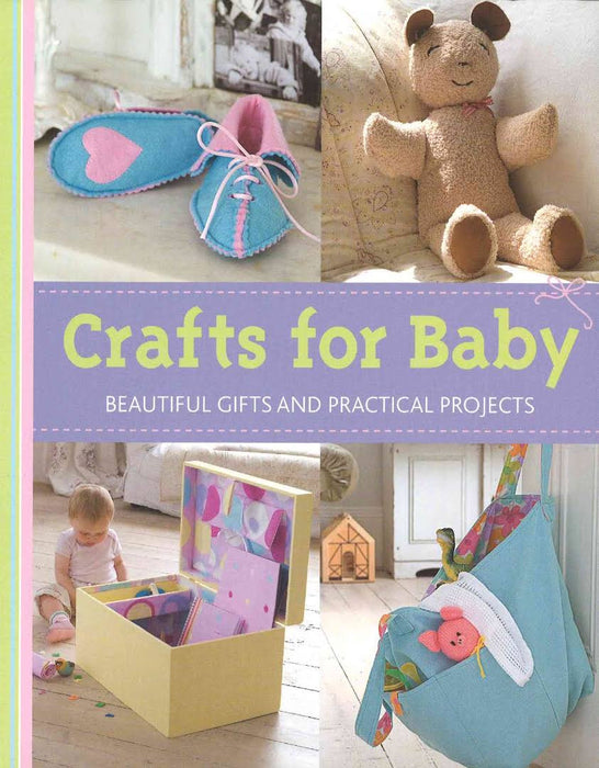Crafts For Baby beautiful and practical projects