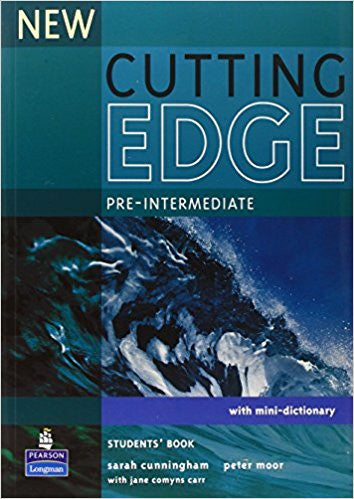 New Cutting Edge: Pre-intermediate: Student's Book: Pre-intermediate with Mini-dictionary
