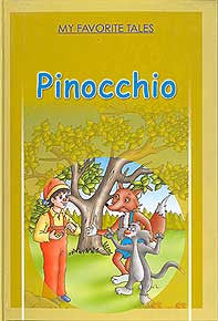 My Favorite Tales  Pinocchio