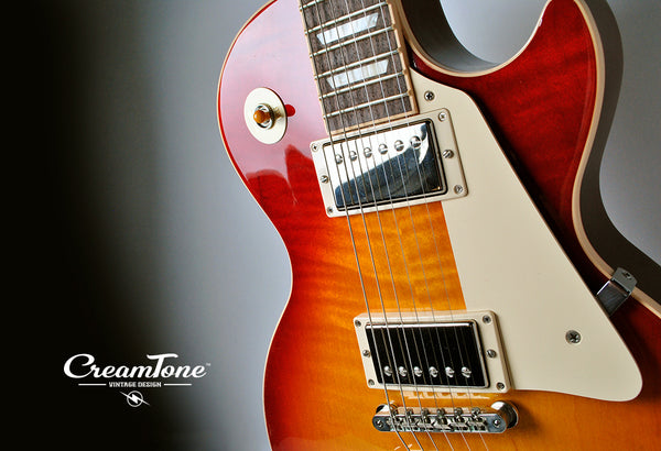 CreamTone Certified Pre-owned Gibson Les Paul 2013 Traditional • From the Colt Zaltana Collection