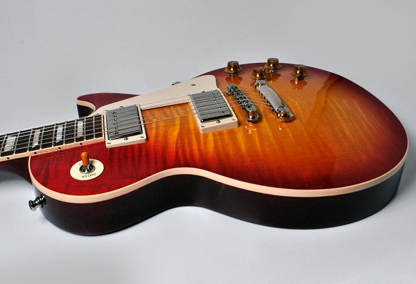 creamtone certified pre owned gibson les paul 2013. Black Bedroom Furniture Sets. Home Design Ideas