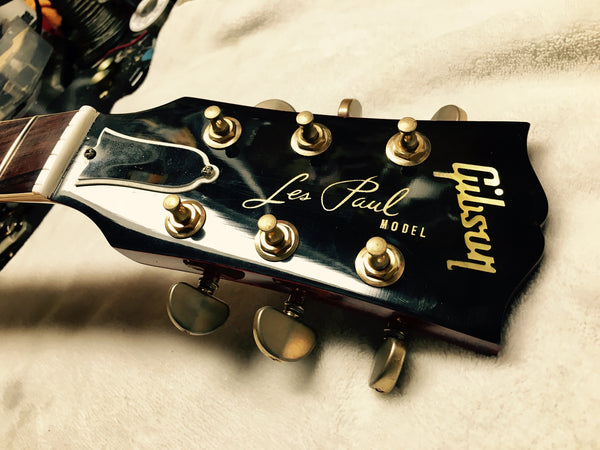 Tuners for Gibson Vintage, Historic, or USA Models • Absolute Vintage  Collection • LIX Patina Gold Grover