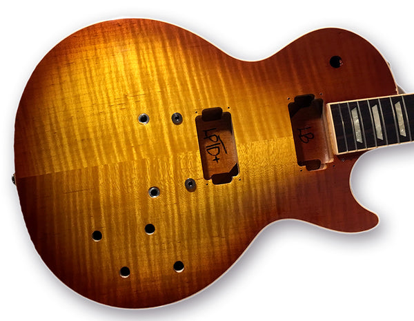 CreamTone Vintage Design Makeover for Your Gibson Guitar