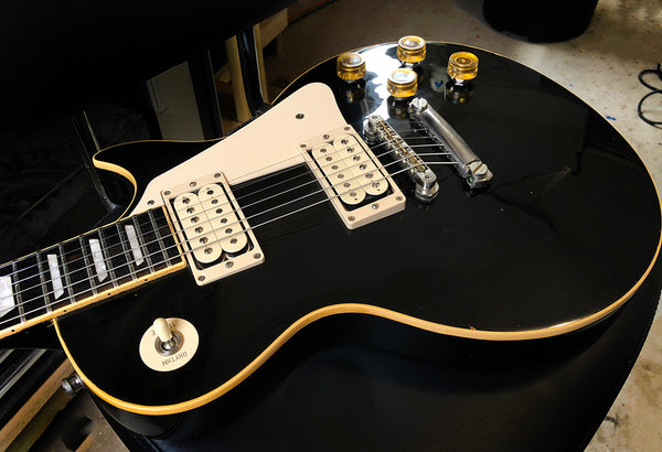 gibson les paul 1978 deluxe standard conversion