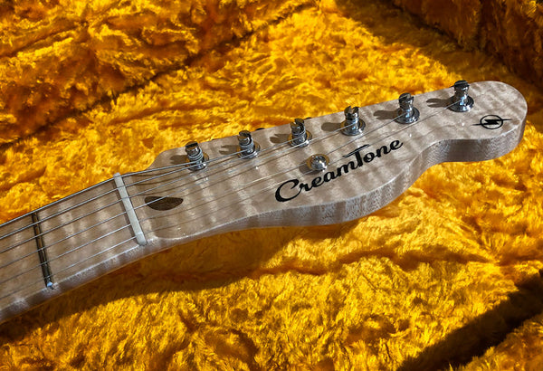 CreamTone Speedway JazzCaster  • Original build by Lay's and CreamTone