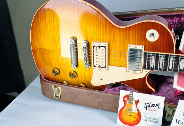 ZEP•IV Ultimate Number One • Gibson Custom Shop Historic 1959 Les Paul Reissue • Done by Lay's and CreamTone