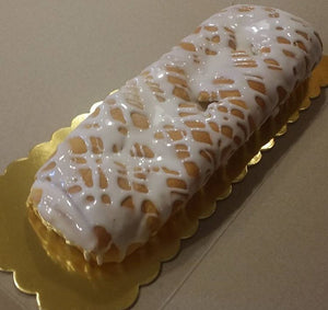 Glazed Cheese Log