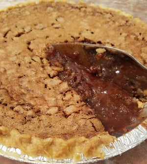 Chocolate Truffle Pecan Pie