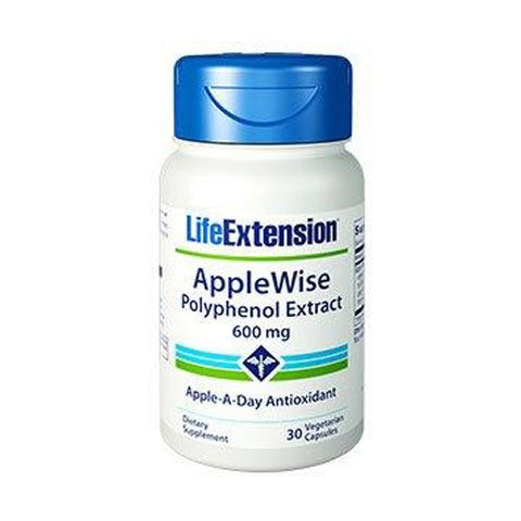 Life Extension Apple Wise Apple Polyphenol Extract - 30 Veggie Cap