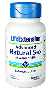 Life Extension Enhanced Sex for Women 50+ - 90 Ct-Speedy Health Supplements