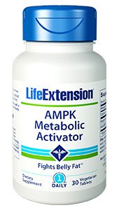Life Extension Ampk Metabolic Activator 30 VCaps-Speedy Health Supplements