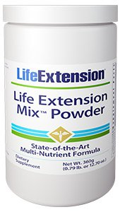 Life Extension Mix Powder - 14.81 oz canister-Speedy Health Supplements