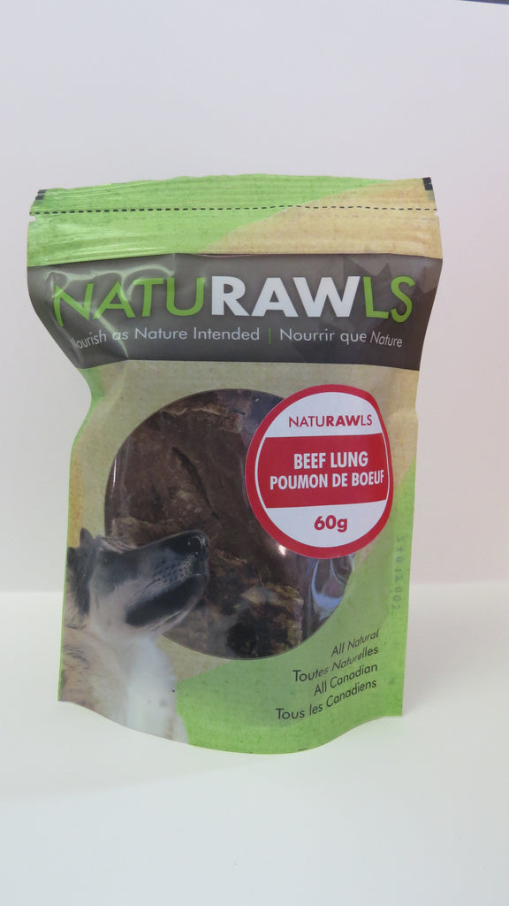 NATURAWLS- Beef Lung