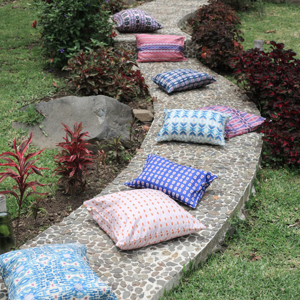 Multi Colored Pillows
