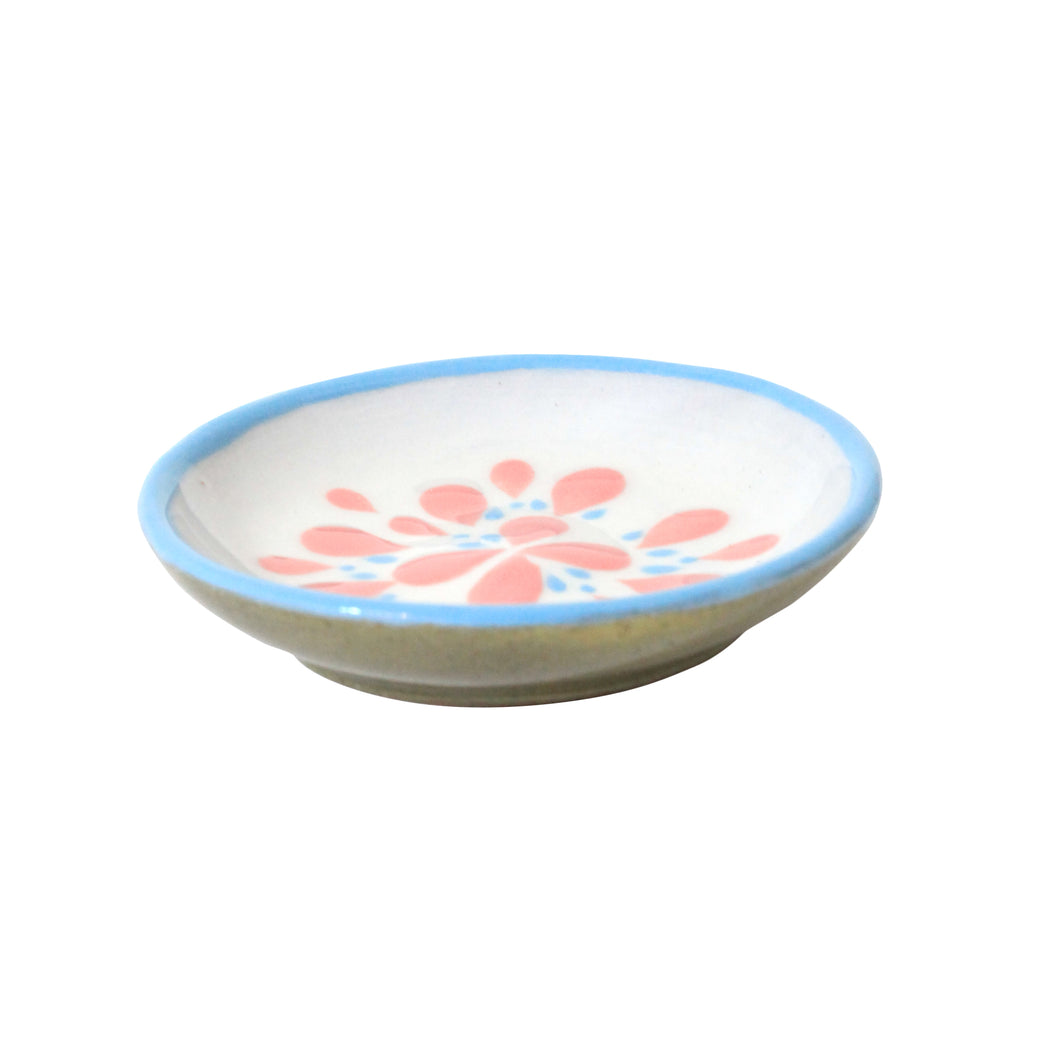 Atitlán Ceramic Ring Dish