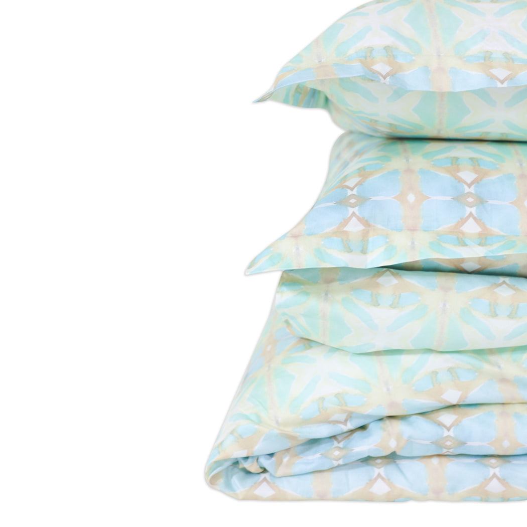 SEASCAPE duvet - bunglo by shay spaniola - 2