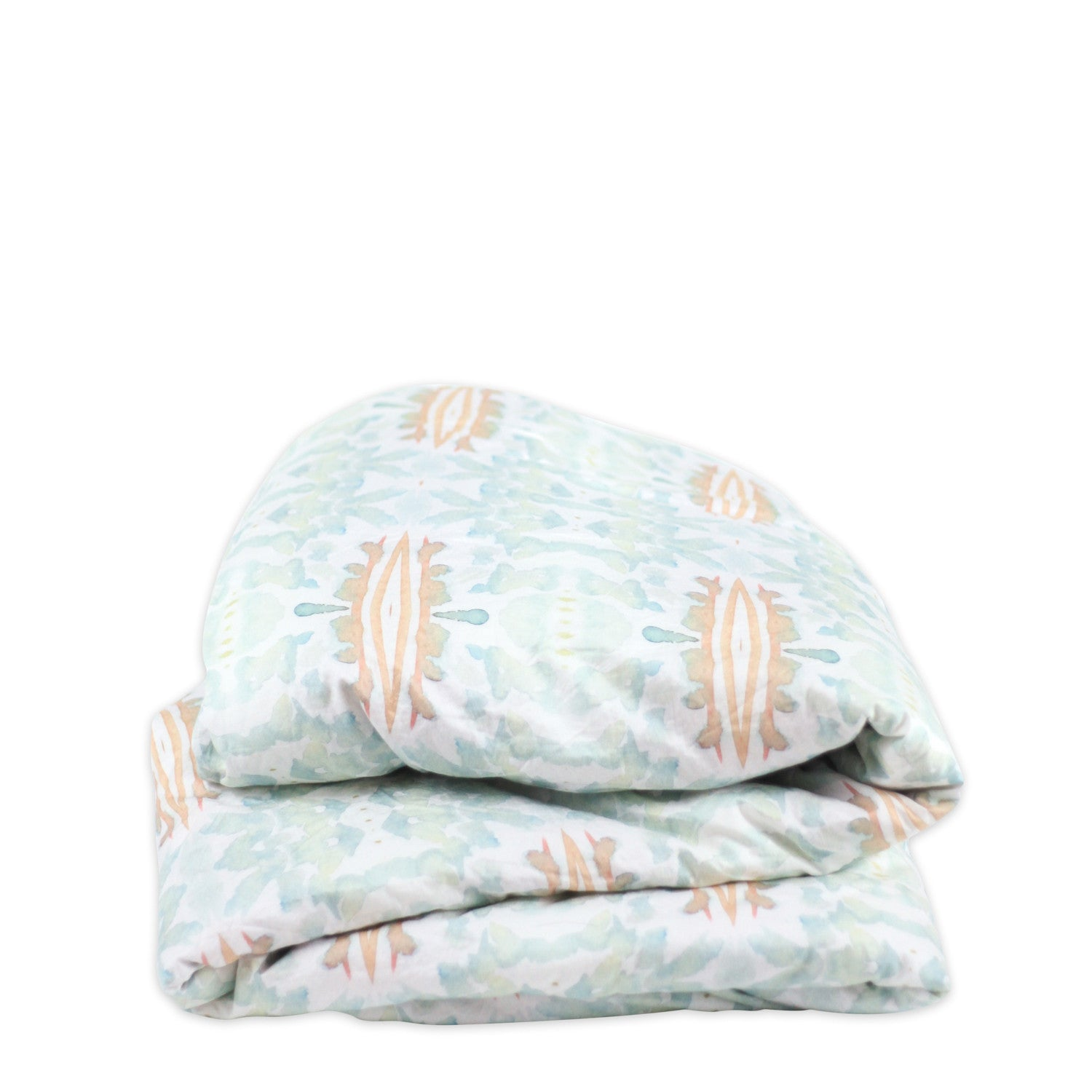 LIGHT BLUE SKY duvet - bunglo by shay spaniola - 2