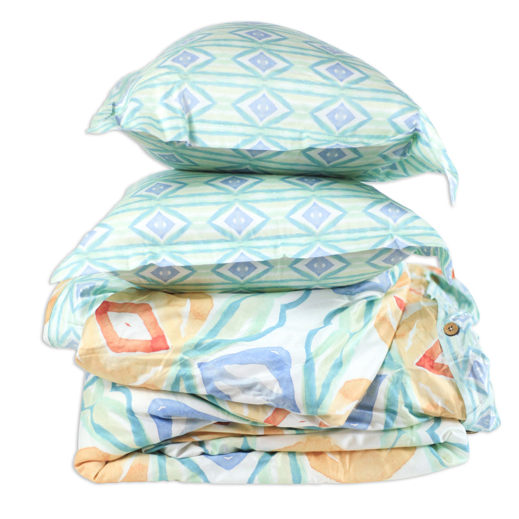 RIVER duvet - bunglo by shay spaniola - 1