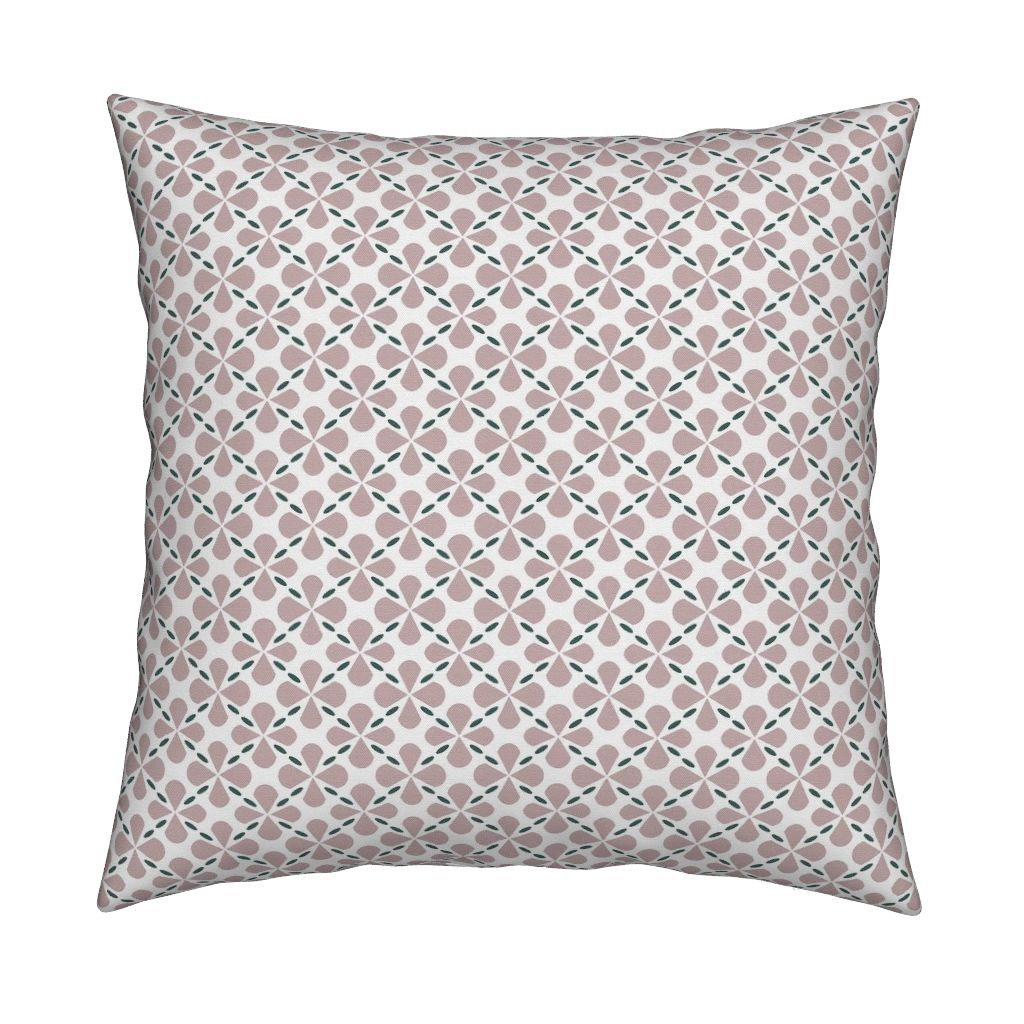 Cleopatra in Blush Decorative Pillow