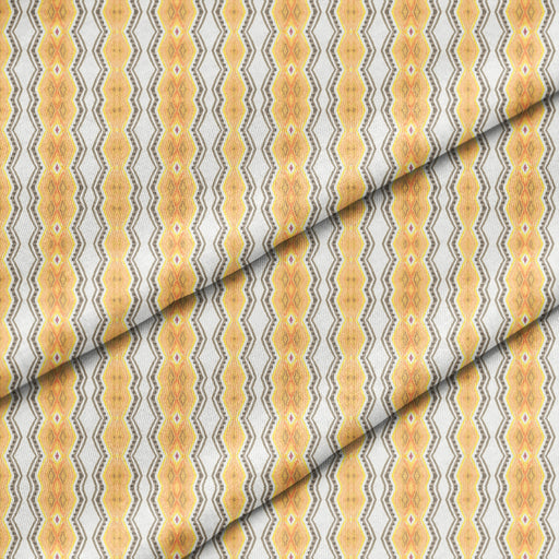 Om Stripes Fabric