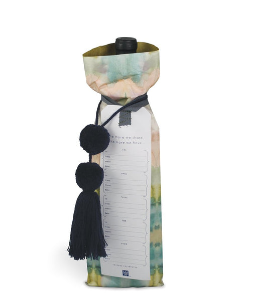 Eucalyptus Wine Bag