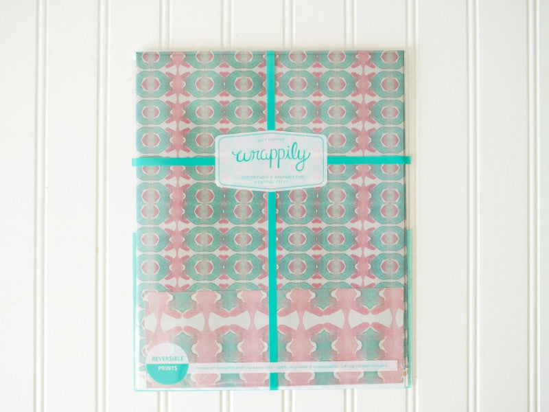 NOEL WRAPPING PAPER - bunglo by shay spaniola - 4