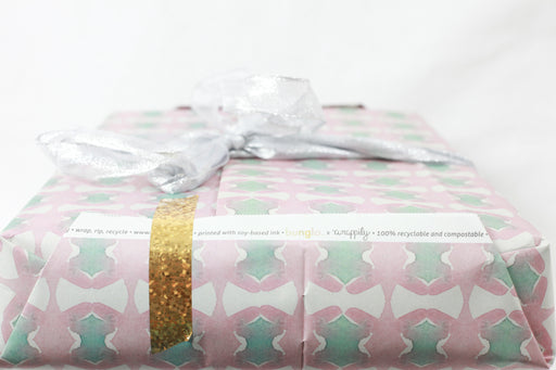 NOEL WRAPPING PAPER - bunglo by shay spaniola - 2