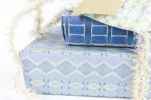 MAZEL TOV WRAPPING PAPER - bunglo by shay spaniola - 1