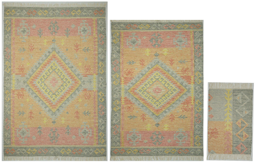 MOMBASSA (fair-trade) rugs - bunglo by shay spaniola - 1