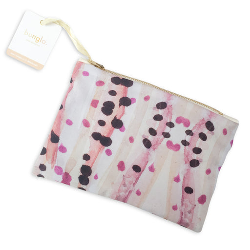 ROSE JADE POUCH - bunglo by shay spaniola - 1