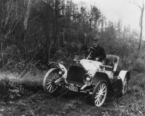 Buick Roadster 1909 Vintage 8x10 Reprint Of Old Photo 1 - Photoseeum