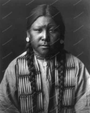 Cheyenne Indian 1905 Vintage 8x10 Reprint Of Old Photo