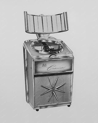 AMI Jukebox Continental 8x10 Reprint Of Old Photo 1