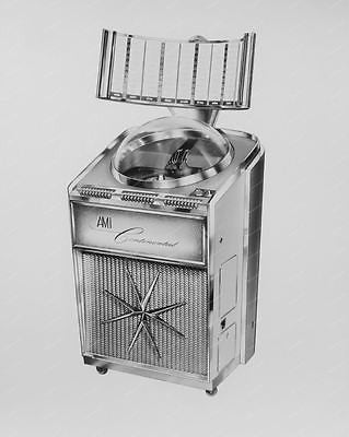AMI Jukebox Continental 8x10 Reprint Of Old Photo 2