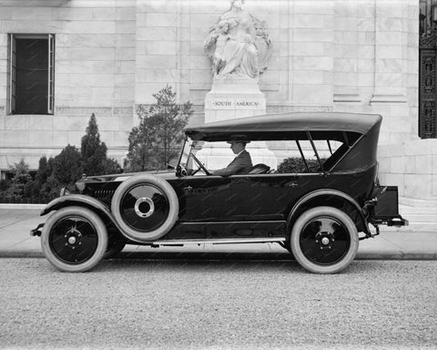 Studebaker Car 1922 Vintage 8x10 Reprint Of Old Photo - Photoseeum