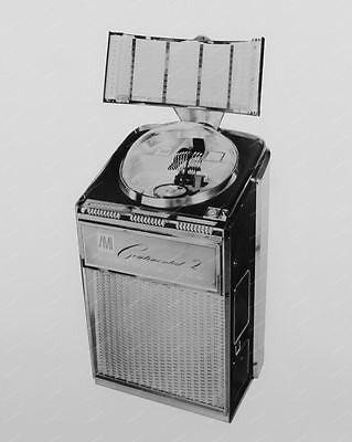 AMI Jukebox Continental 2 8x10 Reprint Of Old Photo
